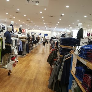 UNIQLO clothing are best for everyday and travel use