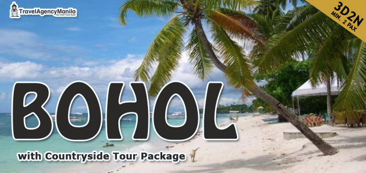 Bohol With Countryside Tour Package