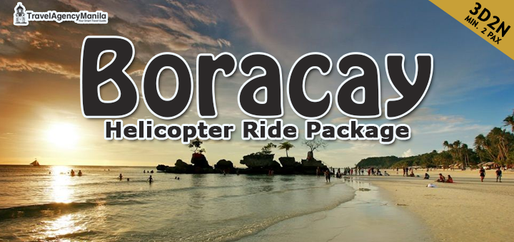 Boracay-Helicopter Ride Package