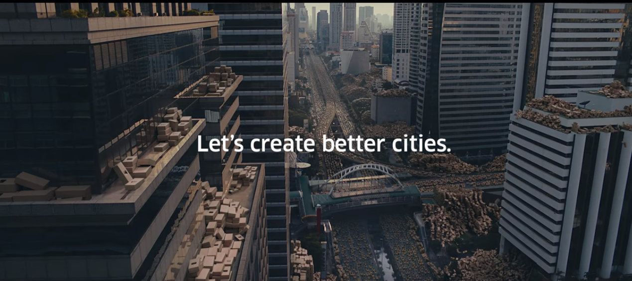 Uber : Unlocking Cities