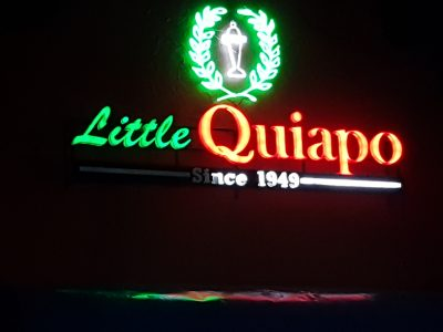 Little Quiapo: Started In 1949, THE BEST Halo-halo And Palabok In Town.